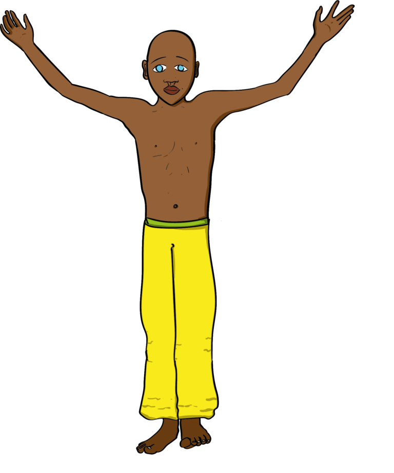 Jeune africain 3